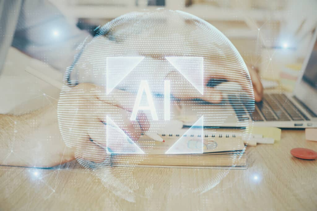 How can AI help you as a blogger?